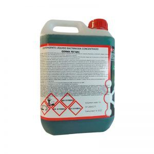 producto desinfectante germa 707